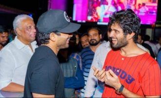 Allu Arjun encourages one more film