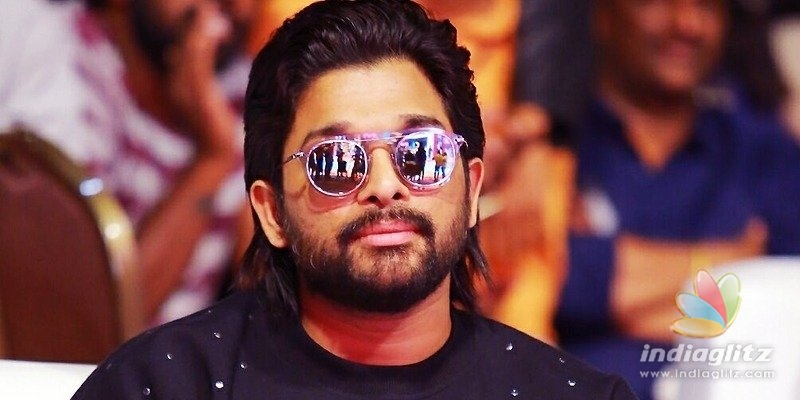 Allu Arjun loves the thriller