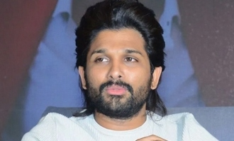 Allu Arjun receives bad news