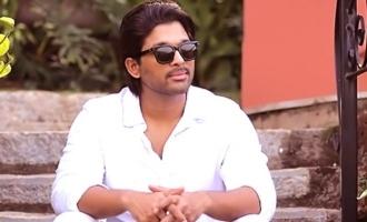 Bunny's film goes on floors in Hyderabad