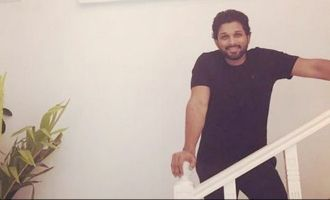 Allu Arjun sets up a brand-new office