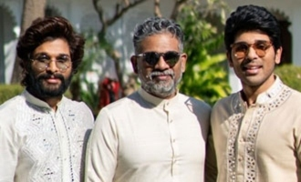 Allu Arjun wishes Bobby, 'my pillar of support'