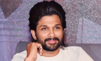 Allu Arjun is covid positive, asks fans not to worry about him