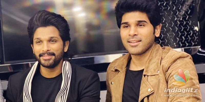 You will always be my most favourite baby: Allu Arjun