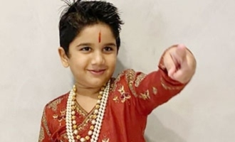 Pic Talk: Allu Ayaan mesmerizes Allu Arjun's fans with get-ups