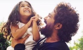 'Anjali' cover version featuring Allu Arjun's daughter clocks 5 lakh views