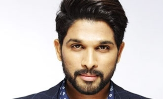 Die-hard fan hopes to meet Allu Arjun after doing a 250-km 'pada yatra'
