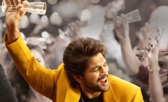 Allu Arjun's film's song postponed