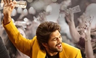 Allu Arjun's film's song postponed