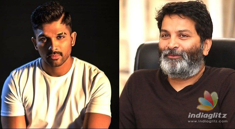 Bunny joins with Trivikram for a mega project