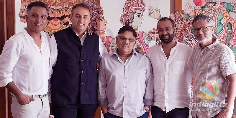 Big Breaking: Tri-lingual Ramayana franchise announced with star director