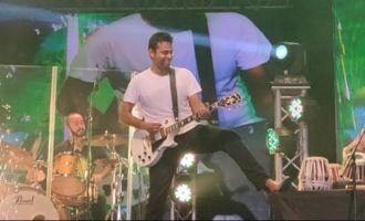 Alluri & The Italians entertains Hyderabadi music lovers
