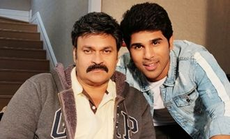 Mega hero feels lucky about Naga Babu