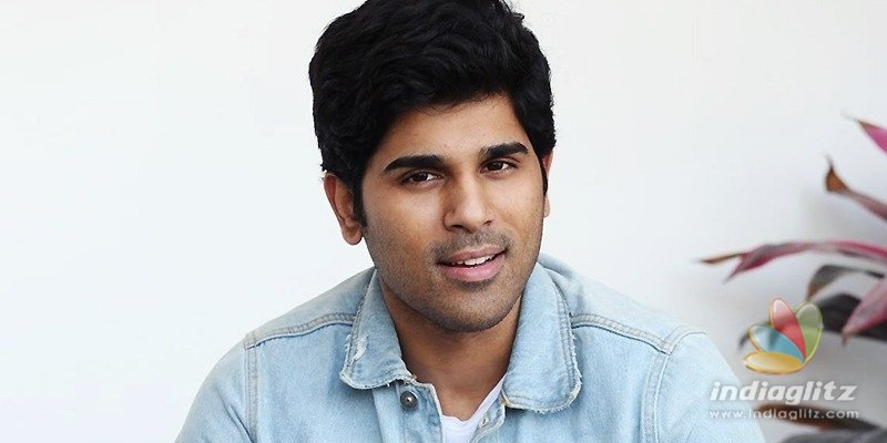 Allu Sirish goes local, to avoid foreign goods