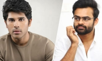 Allu Sirish reacts to marriage rumours triggered by Sai Dharam Tej