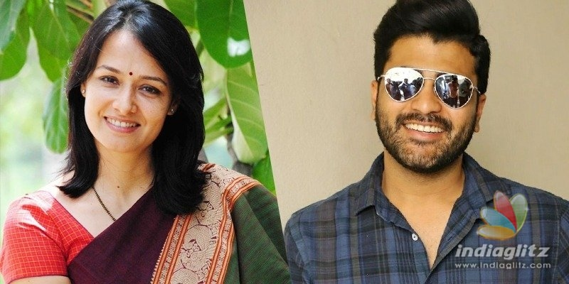Amala Akkineni plays Sharwanands mother