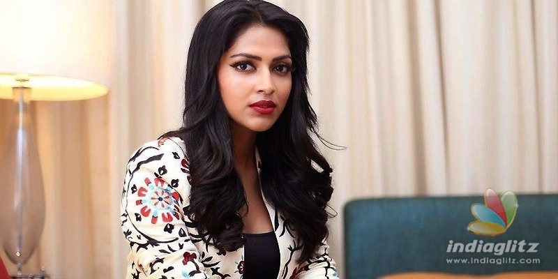 I will keep fighting, says a determined Amala Paul