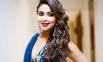 Oops! Amala Paul has stress pimples