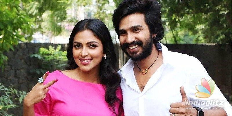 Jersey remake to cast Amala Paul, Vishnu Vishal