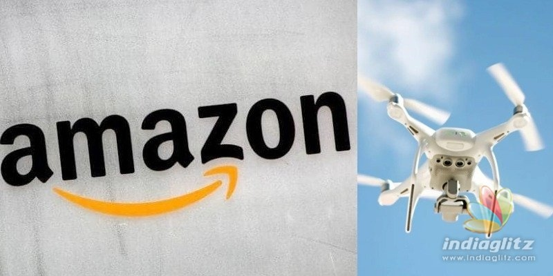 Drones to deliver Amazon packages!