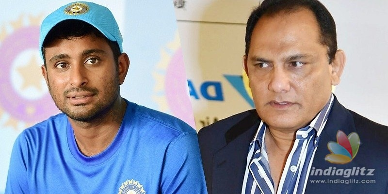 Ambati Rayudu Vs Azharuddin after appeal to KTR