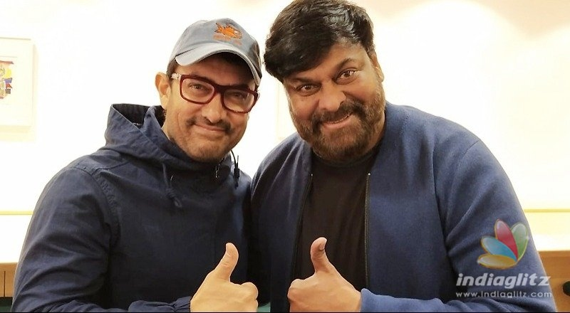 Aamir Khans unexpected brush with Chiranjeevi
