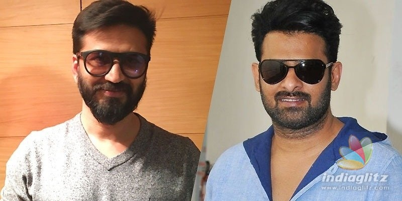 Did Amit Trivedi exit from Prabhas20?