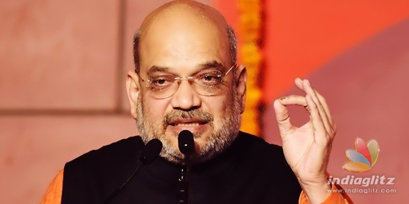 Amit Shah urges everyone to learn Hindi, sparks row