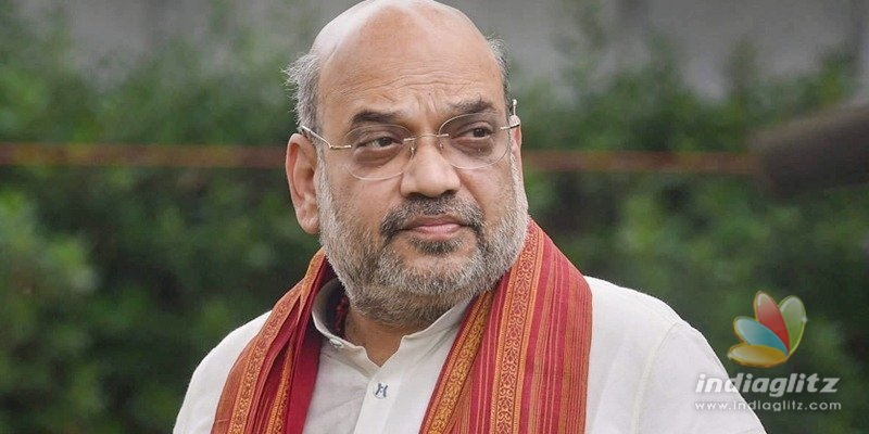 Amit Shah tests positive for coronavirus; Health is stable