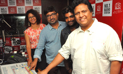'Ami Tumi' 2nd Single Launch @ Red FM