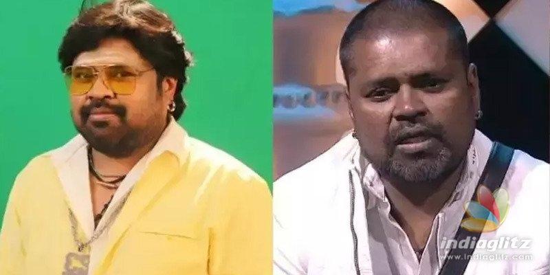 Amma Rajasekhar out of Bigg Boss 4
