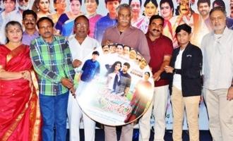 'అన్నపూర్ణమ్మగారి మనవడు' ఆడియో విడుదల