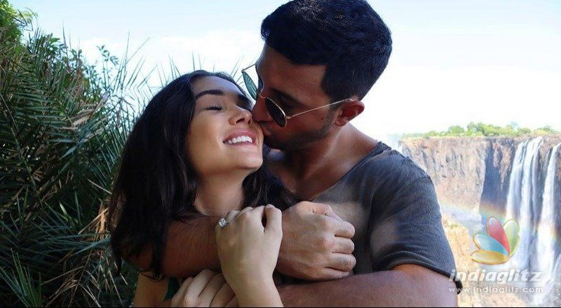 Its confirmed: Amy Jackson is engaged