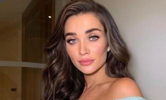 Pic Talk: Amy Jackson becomes mom