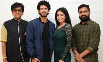 'Anaganaga O Prema Katha' Press Meet