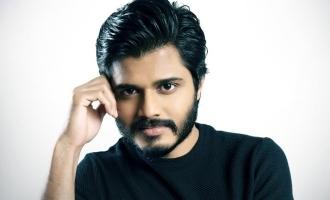 Three movies of Anand Deverakonda announced on birthday