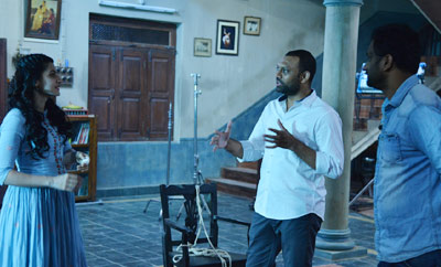 'Anando Brahma' On Location