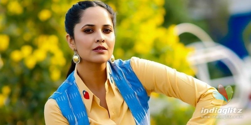 Anasuya is shocked by young journos death