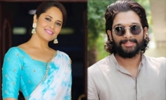 Is Anasuya Bharadwaj really part of Allu Arjun's movie? Find out...