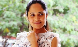 'Kathanam' is both well-written and well-executed: Anasuya