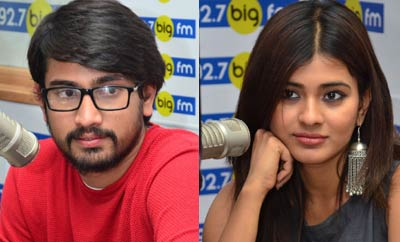 'Andagaadu' Team @ BIG FM