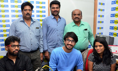 'Andhhagadu' Song Launch @ Big Fm