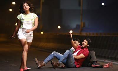 నవంబర్ 3న రాబోతున్న విజువల్ వండర్ 'ఏంజెల్'