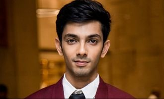 Anirudh flooded with lovely messages on birthday