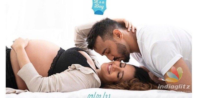 Nuvvu Nenu fame Anitha Reddy blessed with baby boy