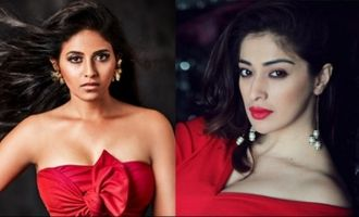 Anjali, Raai Laxmi team up for 'Ananda Bhairavi'