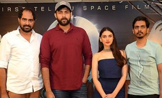 'Antariksham' Success Meet
