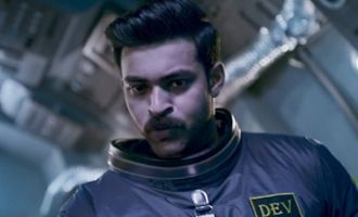 'Antariksham 9000 KMPH': Saviour in Emergency Situation