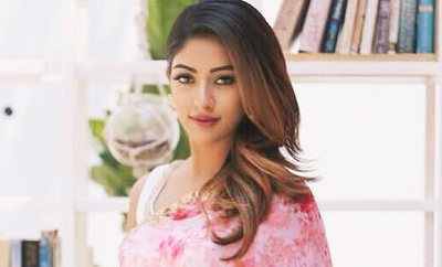 Anu Emmanuel is amazing in these pics