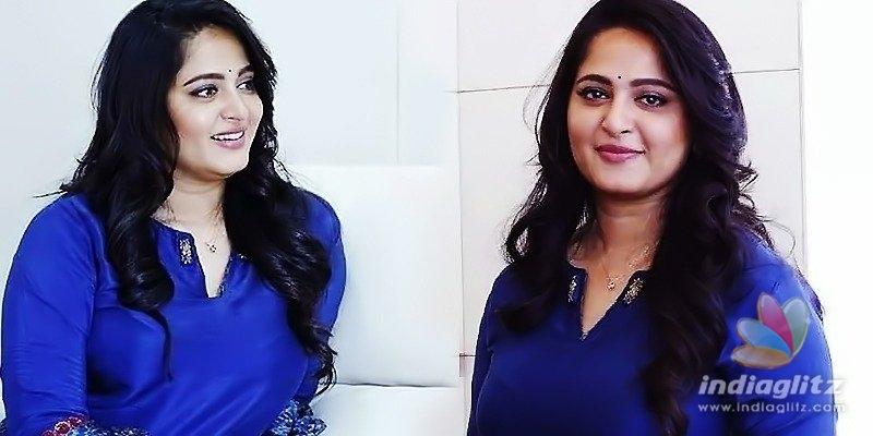 Pic Talk: Anushka looks over-weight